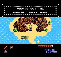 The psychic shock wave!